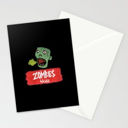 Zombies4Kids 002 Stationery Cards