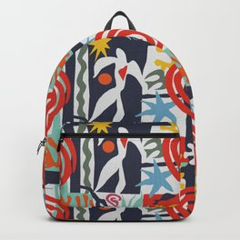 Inspired to Matisse Backpack