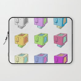 Cubeheds ( available for t-shirts ) Laptop Sleeve