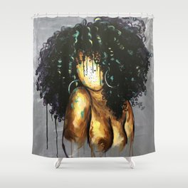 Naturally LXVIII Shower Curtain