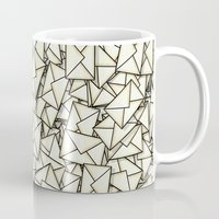 geek Mugs featuring Email by 10813 Apparel