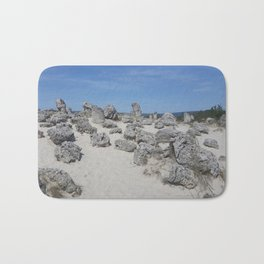 Stone forest Bath Mat