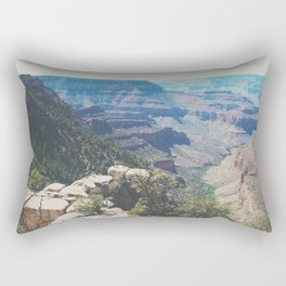 the Grand Canyon ... Rectangular Pillow