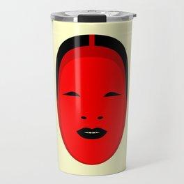 Noh, Ephemera (from Studio Glmn archives) Travel Mug
