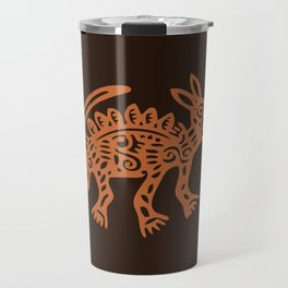 Aztec Animal Travel Mug