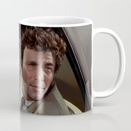 PETER FALK 1973 Coffee Mug
