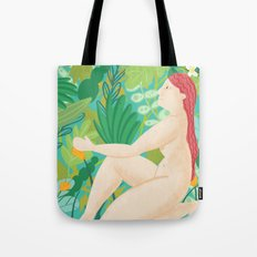 Jane of the Jungle Tote Bag