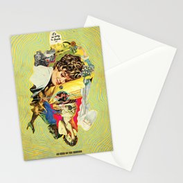 It's So Easy To Dream And So Hard To Say Goodbye Stationery Cards