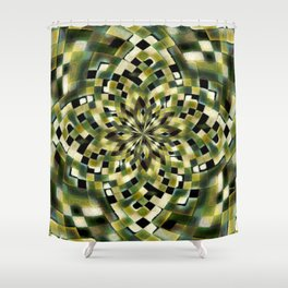 The Widening Gyre Shower Curtain