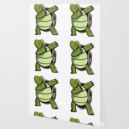 Funny Dabbing Tortoise Pet Dab Dance Wallpaper