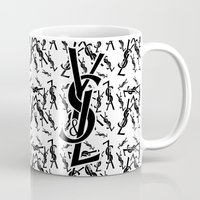 ysl Mugs featuring YS&L by NASHGFX