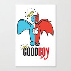 Goodboy Canvas Print