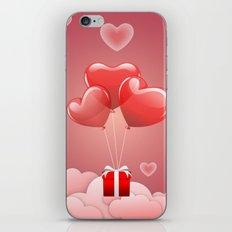 Happy Valentine´s day iPhone & iPod Skin