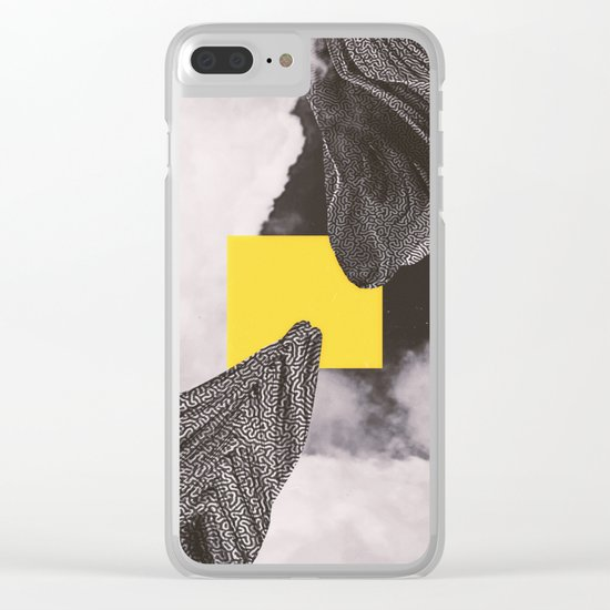 Interloper Clear iPhone Case