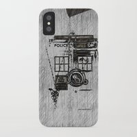 fandom iPhone & iPod Cases featuring Fandom by Nathan Ian Green