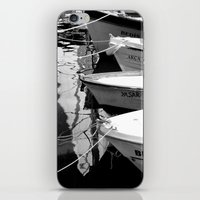 boats iPhone & iPod Skins featuring boats by habish