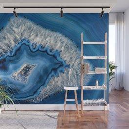 Blue agate 3064 Wall Mural