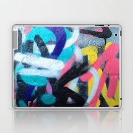 Street Art Graffiti Photography by Dominic Joyce Laptop & iPad Skin