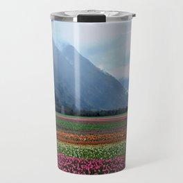 Carpet of Tulips Travel Mug