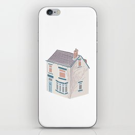 Little Village House iPhone Skin