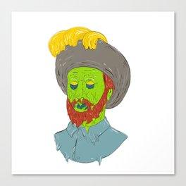 Marquis Conquistador Grime Art Canvas Print