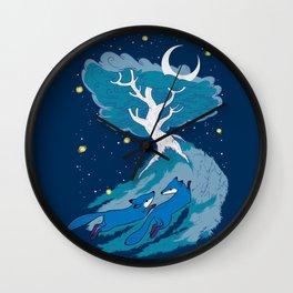 Fleet Foxes Wall Clock