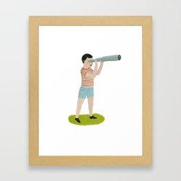 Pablo Framed Art Print