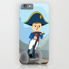 Napoleon Segways the Alps Slim Case iPhone 6s