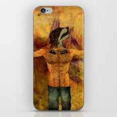 I, Jagger iPhone & iPod Skin