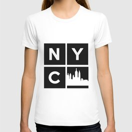 New York City Style T-shirt