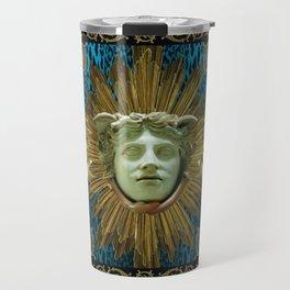Grand Baroque Panel Travel Mug