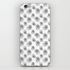 Rose Line Pattern iPhone & iPod Skin