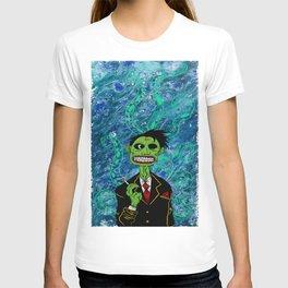 Hello, Mr. Wormwood T-shirt