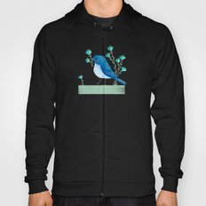 Mountain Bluebird Hoody