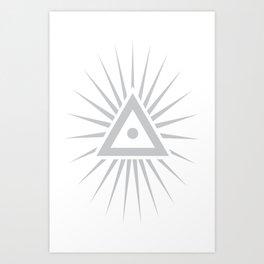 Luminati Art Print