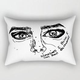 Effy Stonem: skins Rectangular Pillow
