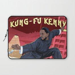 KUNG FU---KENNY Laptop Sleeve