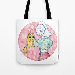 Umie & Mochi I Tote Bag