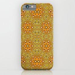 Oriental Pattern 5 iPhone Case