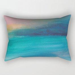 Ocean Sunrise Series, 4 Rectangular Pillow