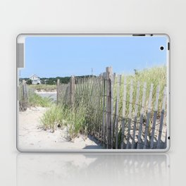 Beach Path Laptop & iPad Skin