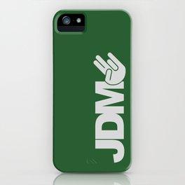 JDM shocker v7 HQvector iPhone Case