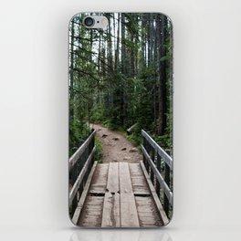 Colorado Woods Bridge iPhone Skin