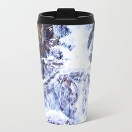Mountain Cascade Travel Mug