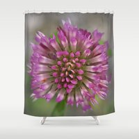 easter Shower Curtains featuring Happy Easter by BavosiPhotoArt