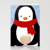 chill Stationery Cards featuring Chill by roololoo