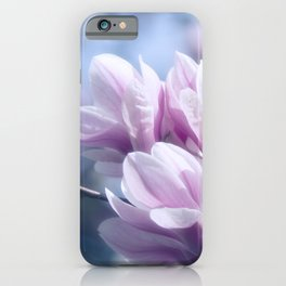 #Magnolia #beauty, #Patterns of #nature iPhone Case