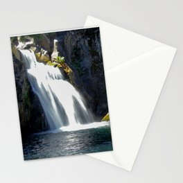 McCloud River Falls Stationery Cards