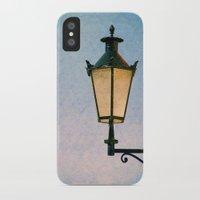 lantern iPhone & iPod Cases featuring lantern by Claudia Drossert