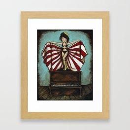 Exposure Framed Art Print